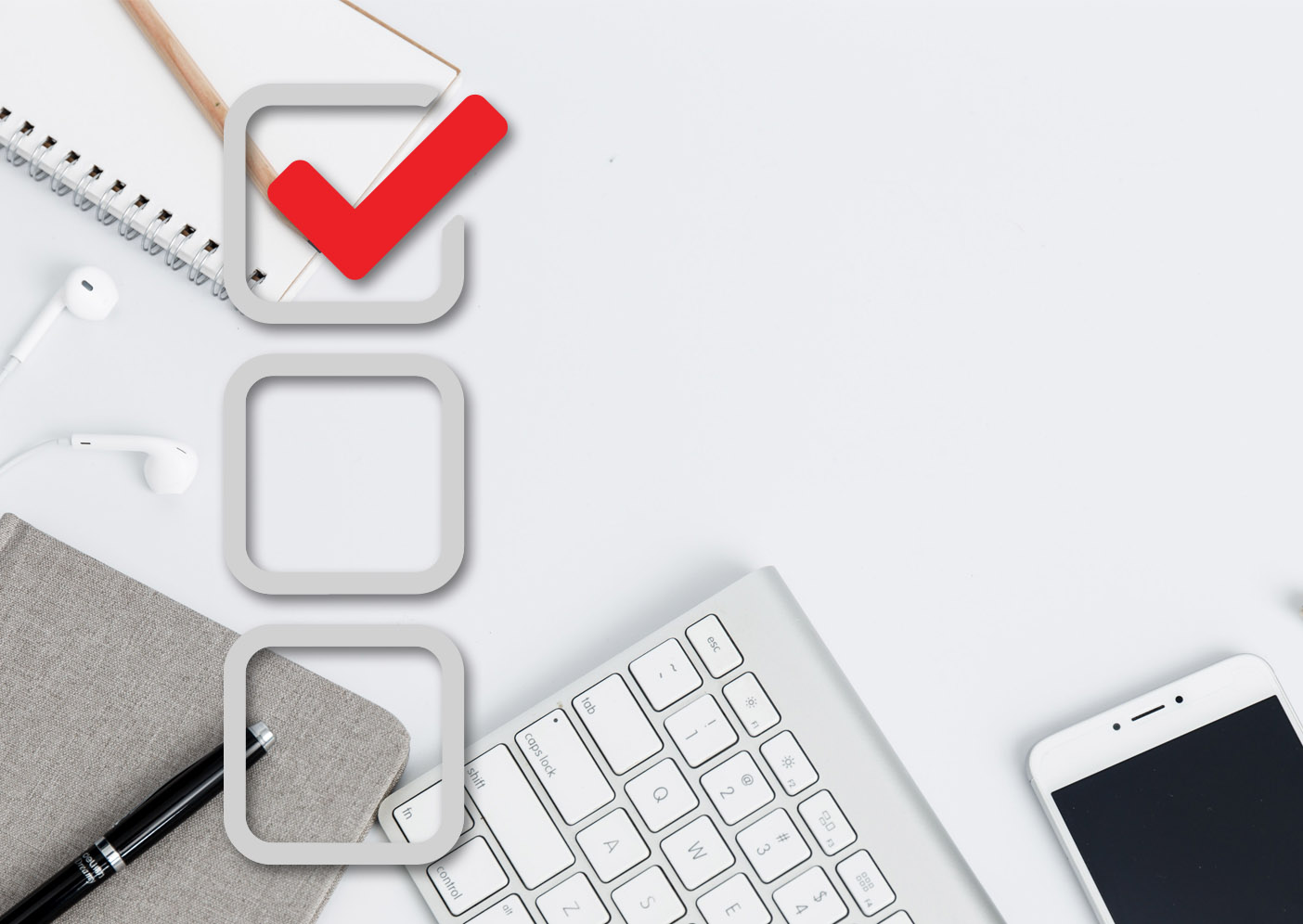 Keen Blog Image - Marketing Checklist