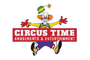 Client Logo - Circus Time Amusement & Entertainment