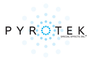 Client Logo - Pyrotek Special Effects