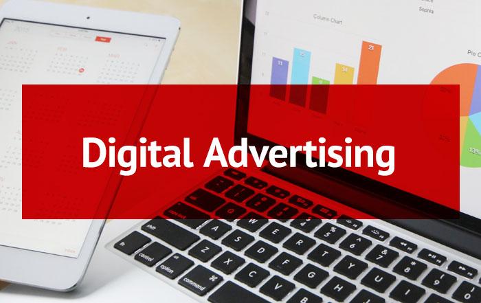 Digital Advertising Button (Rollover)